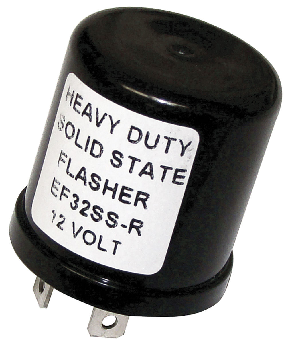 Photo of Flasher Canister, L.E.D. Lamp
