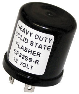 Flasher Canister, L.E.D. Lamp