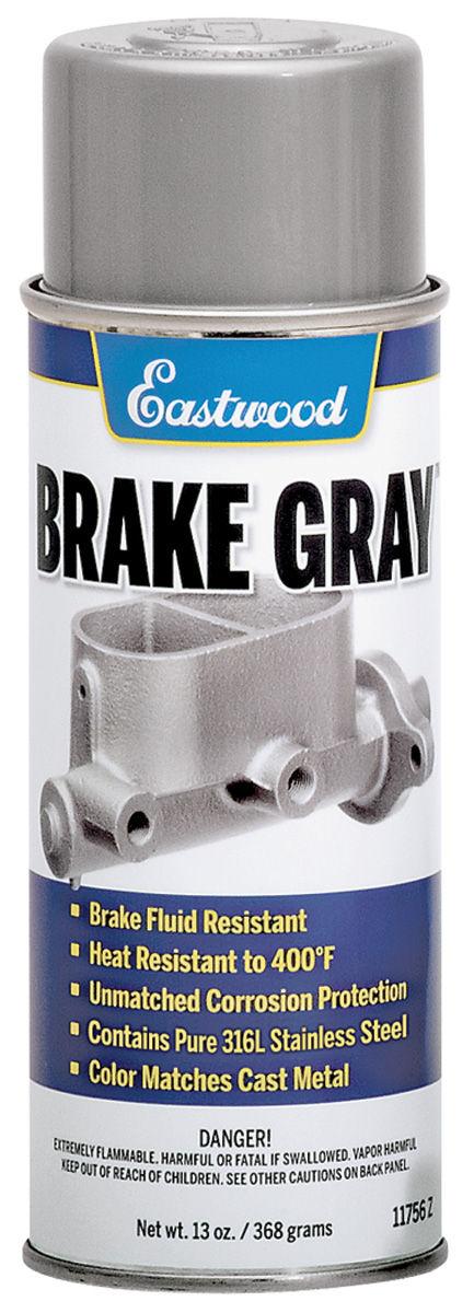 Photo of Brake Gray Paint 13-oz.