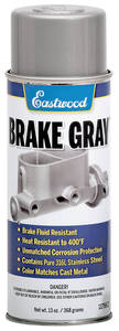 1959-1976 Catalina Brake Gray Paint 13-oz., by EASTWOOD
