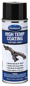 Exhaust Paint, High-Temp (11.75-oz.), by EASTWOOD