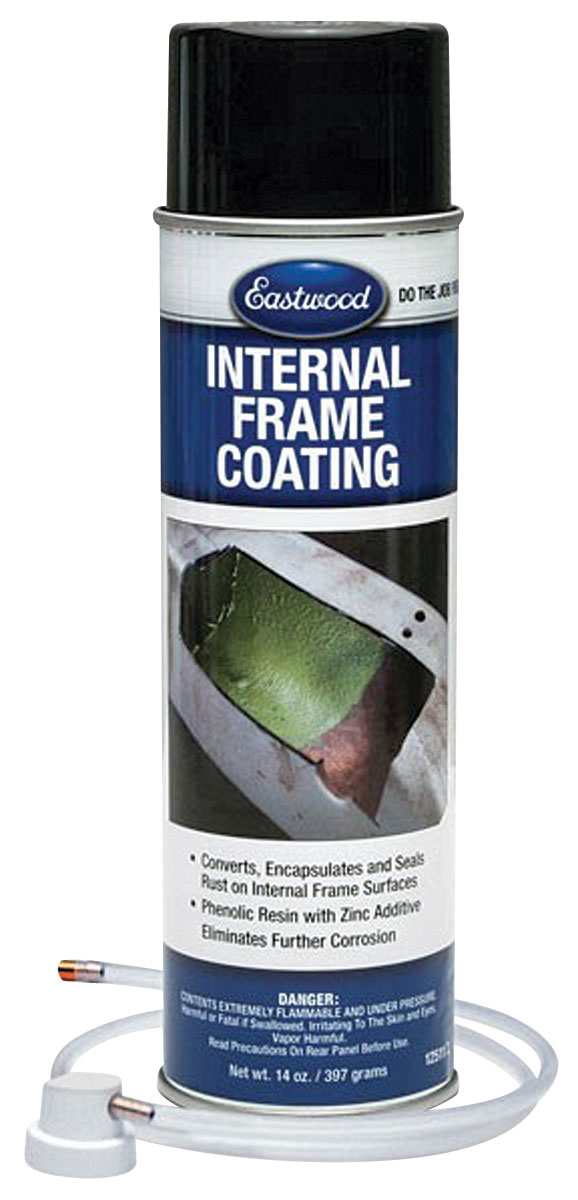 Photo of Internal Frame Coating 14-oz.