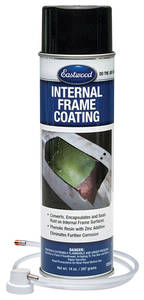 1954-1976 Cadillac Internal Frame Coating (14-oz.), by EASTWOOD