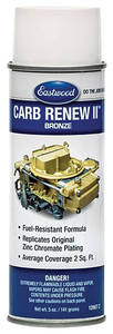 1964-1977 Chevelle Carburetor Renew Paint Bronze, 5-oz., by EASTWOOD