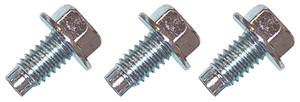 1964-72 Skylark Bellhousing Dust Cover Bolts
