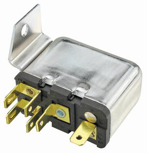 1960-76 Grand Prix Seat Relay (Power Seat)
