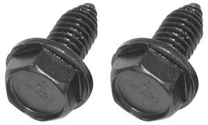 1969-72 Bellcrank Frame Bracket Bolts (Grand Prix) Fine Thread (4-Spd.)