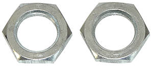 1964-1972 Chevelle Radio Shaft Nuts