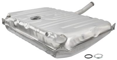 1968-69 Chevelle Fuel Tank w/o EEC, w/2 Vents (Deep-Type Cap), by RESTOPARTS