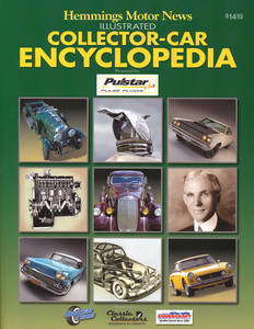 1961-1971 Tempest Hemmings Motor News Illustrated Collector-Car Encyclopedia