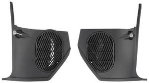 1967 El Camino Kick Panels, For Non-Air Equipped Vehicles