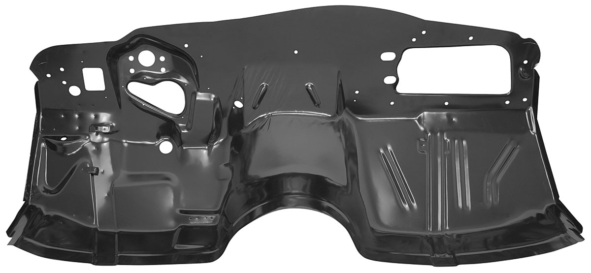 Chevelle Firewall Assembly Steel Lower W O Ac Fits 1964