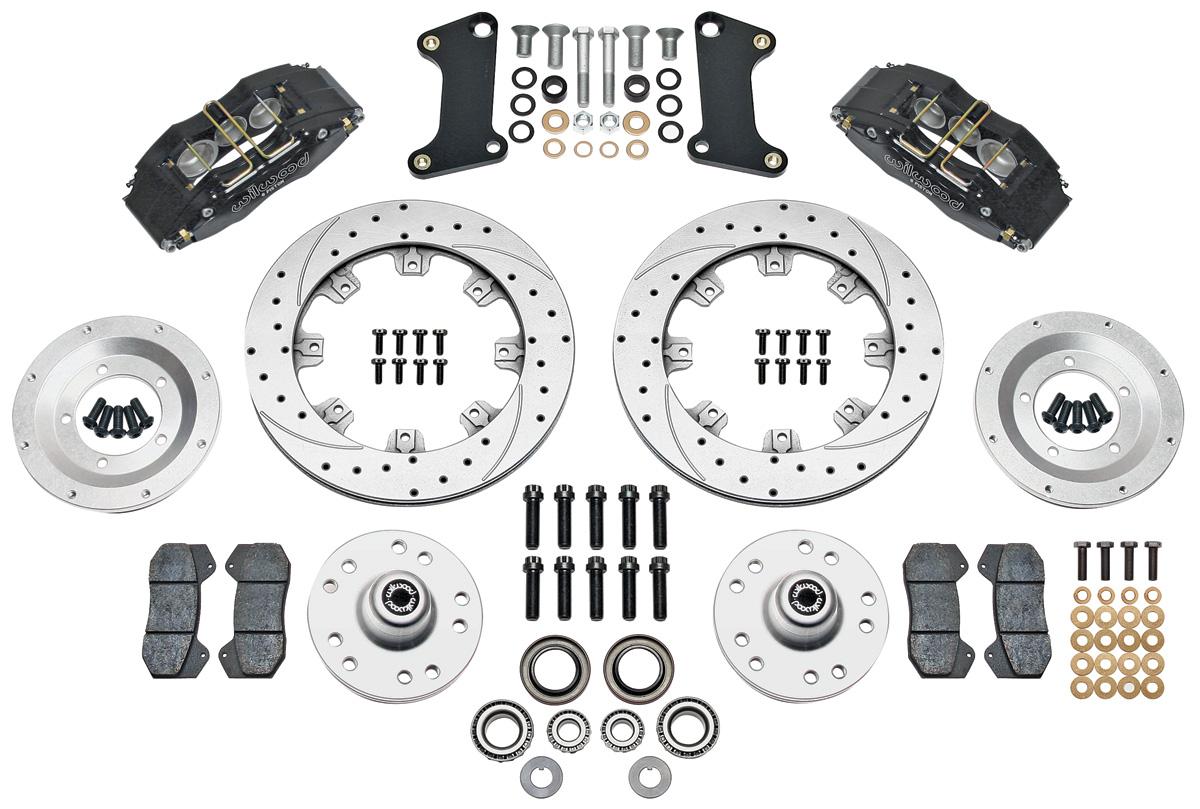 Photo of Brake Kit, Front (DynaPro 6-Piston Big Brake)