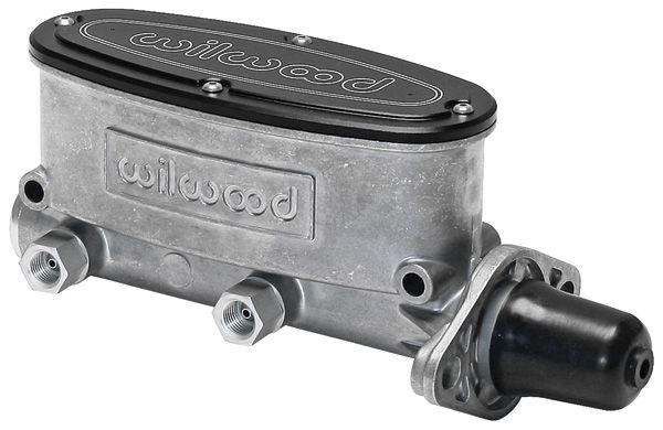 "Photo of Master Cylinder, Aluminum Tandem 1-1/8"" Bore"