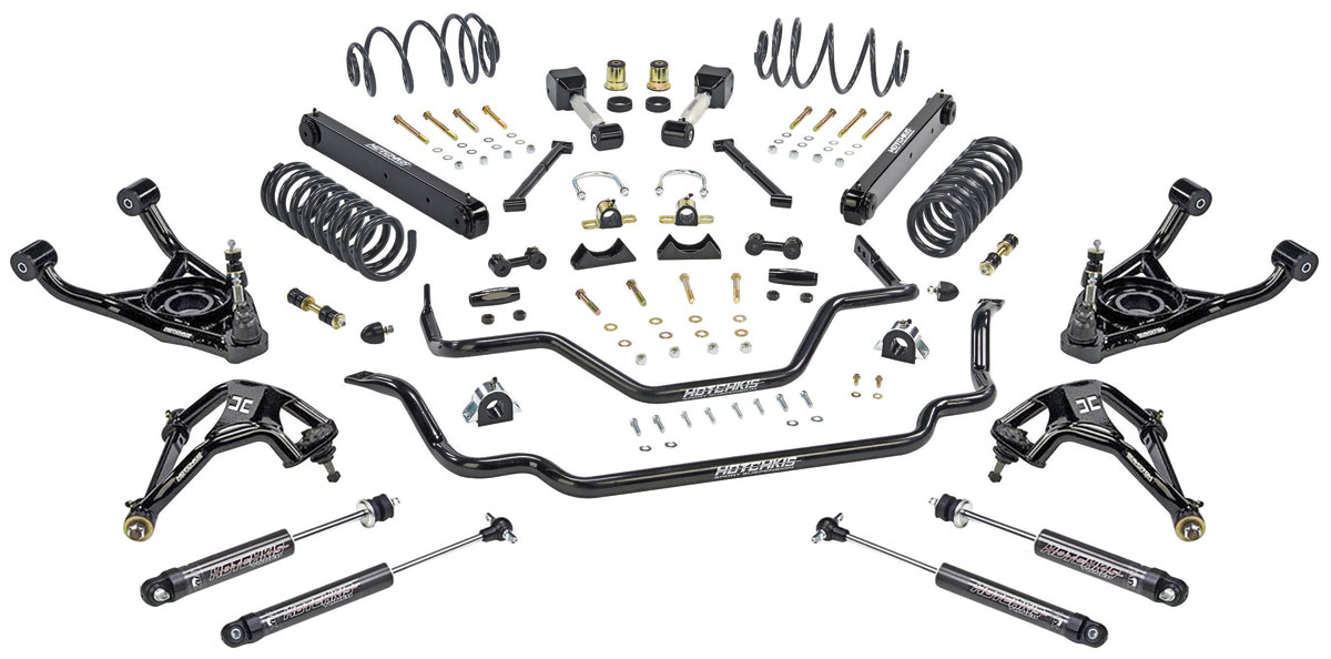 Hotchkis Chevelle Total Vehicle Systems Handling Package