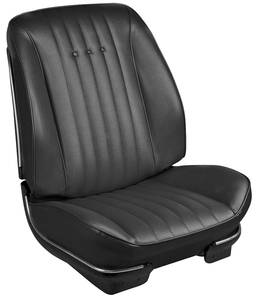 1968-1968 Chevelle Sport Seats Front Bucket Upholstery and Foam W/Coupe Rear Upholstery Only, by TMI
