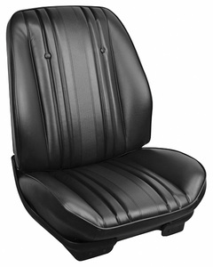 1969 Chevelle Sport Seats Front Bucket Upholstery and Foam W/Coupe Rear Upholstery Only