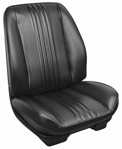 1970-1970 Chevelle Sport Seats Front Bucket Upholstery and Foam W/Convertible Rear Upholstery Only, by TMI