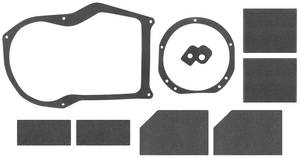1973-1977 Chevelle Heater Box Seal w/o AC