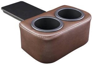 1964-65 El Camino Drink Holder; Plug & Chug, by Classic Consoles