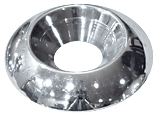 "Photo of Accent Washer, Billet Aluminum Flat 3/8"" x 1-1/8"""