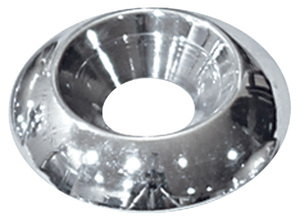 "1964-1973 GTO Accent Washer, Billet Aluminum Flat #10 X 3/4"", by Eddie Motorsports"