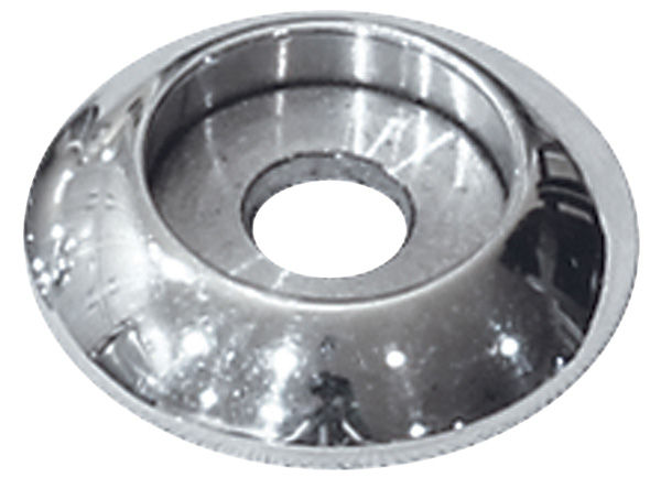 "Photo of Accent Washer, Billet Aluminum Flat 1/4"" x 7/8"""
