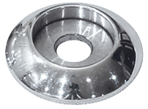 "Accent Washer, Billet Aluminum Flat 1/4"" X 7/8"", by Eddie Motorsports"