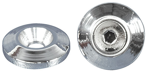"""Photo of Accent Washer, Billet Aluminum Counter Sunk 5/16"""" x 1-1/4"""""""