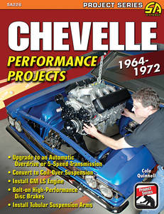 Chevelle Performance Projects 1964-72