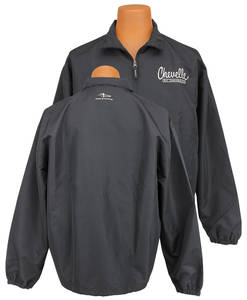 Chevelle Lightweight Jacket Black