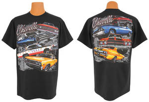 1964-1977 El Camino Chevelle USA-1 T-Shirt