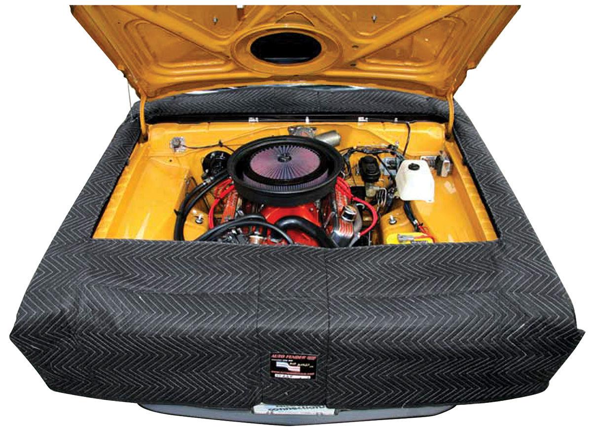 Photo of Fender Bib, Auto bib & bag
