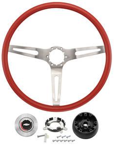 1967-68 Chevelle Steering Wheel, 3-Spoke