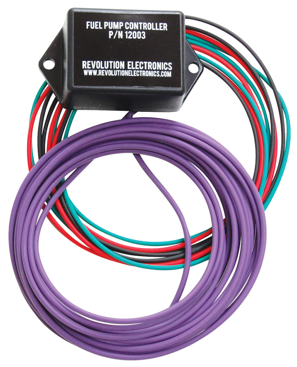 Photo of Fuel Pump Controller, Electric