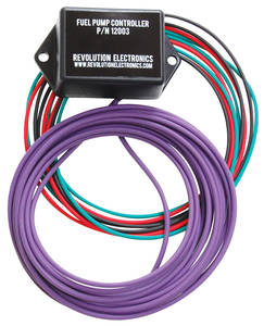 Fuel Pump Controller, Electric, by Revolution Electronics