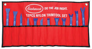 Trim Tool Kit (Twelve-Piece), by EASTWOOD