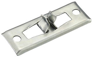 Bonneville Bumper Seal Clip, 1968-72 Body (-To-)
