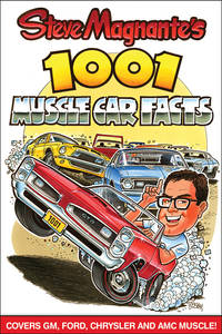1961-1971 Tempest Steve Magnante's 1001 Muscle Car Facts