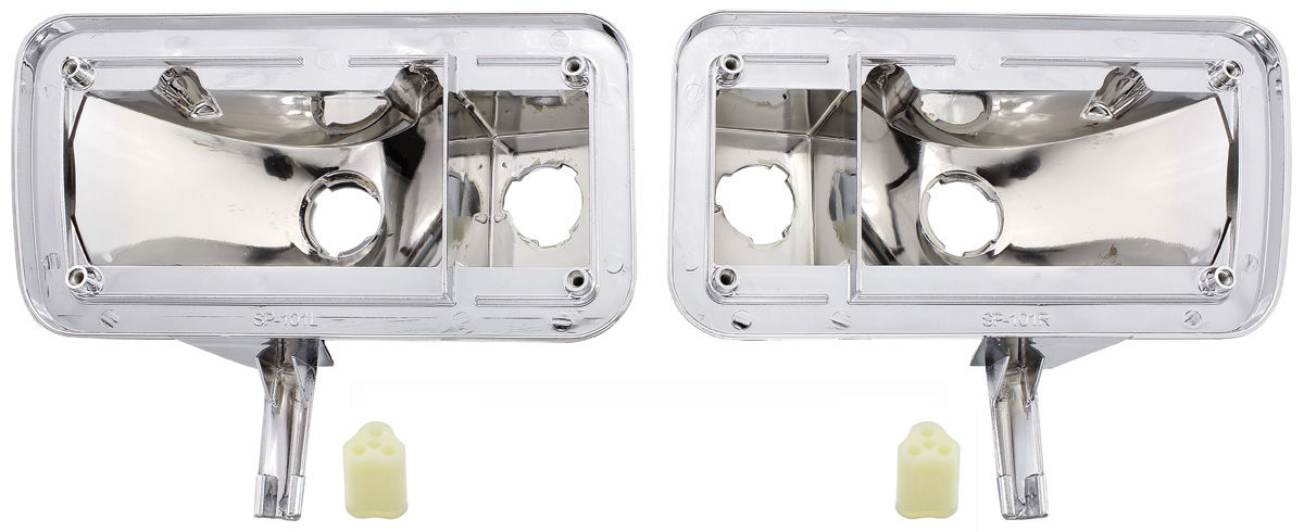 Photo of Tail Light Housings, 1970 Chevelle exc. wagon/El Camino