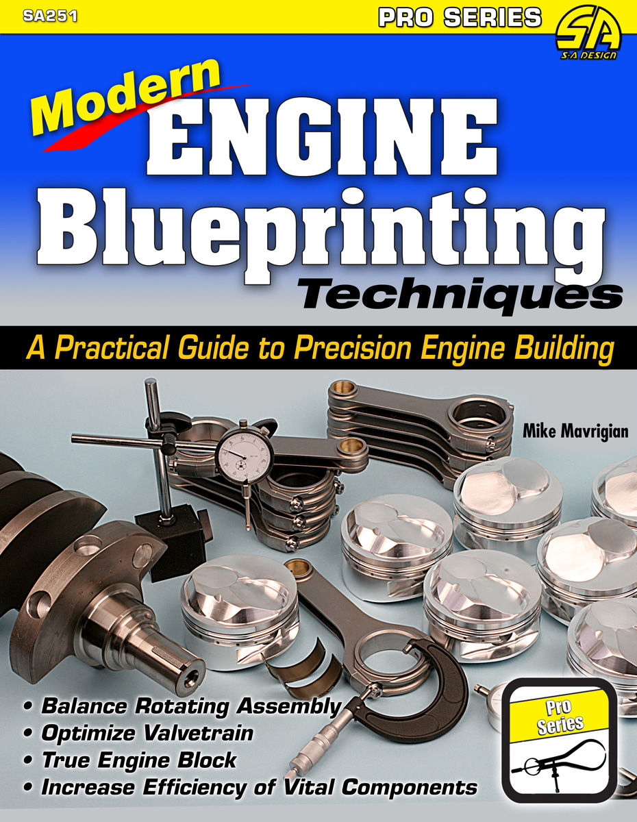 Photo of Modern Engine Blueprinting Techniques