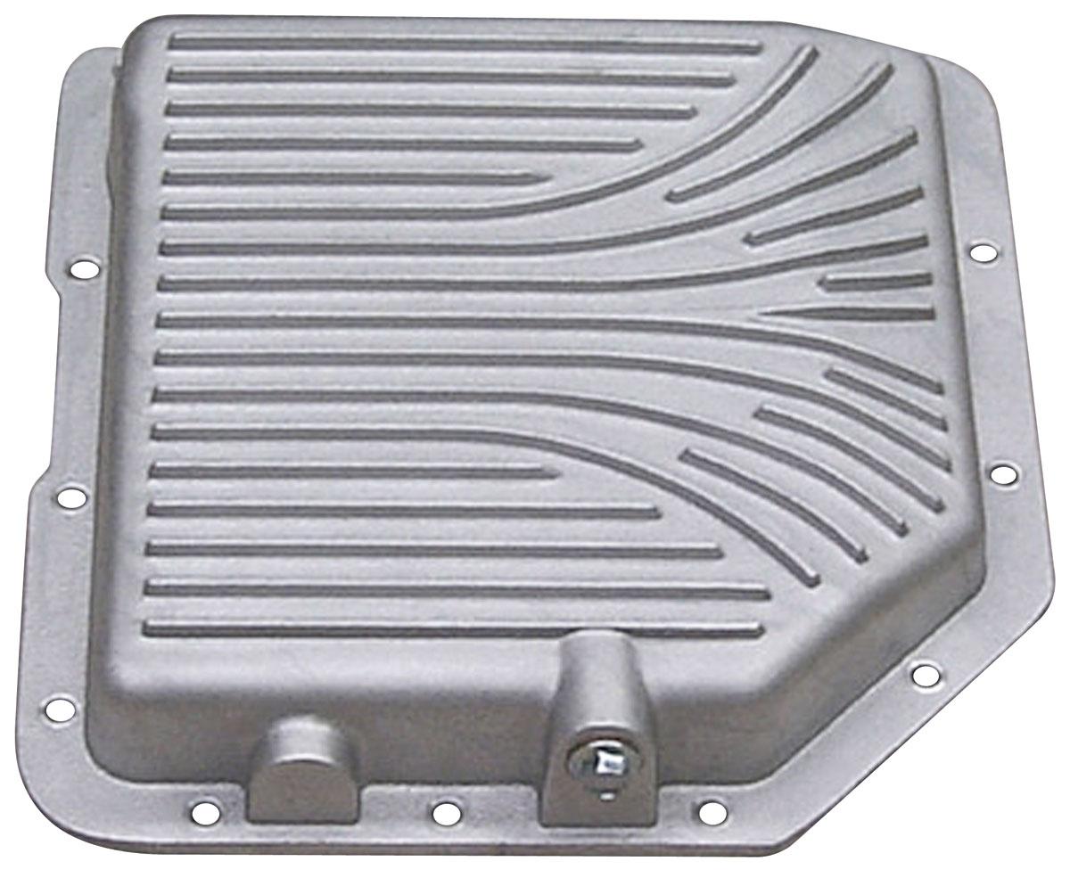 Photo of Transmission Pan (Cast Aluminum) Th350 low profile