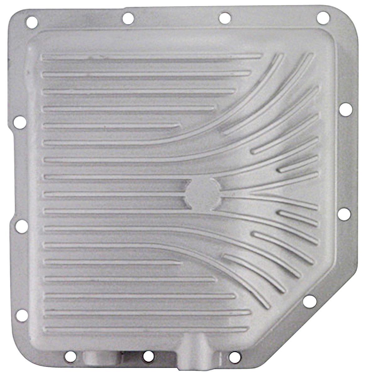 Photo of Transmission Pan (Cast Aluminum) Th350 deep