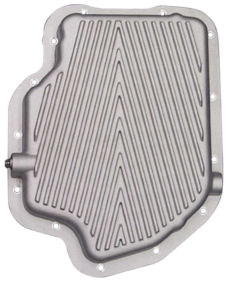 Photo of Transmission Pan (Cast Aluminum) Th400 low profile