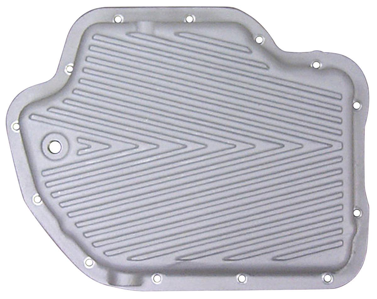 Photo of Transmission Pan (Cast Aluminum) Th400 deep
