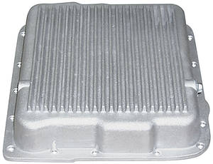 1959-77 Bonneville Transmission Pan (Cast Aluminum) 700r4, 4l60, 4l60e, 4l65e Low Profile