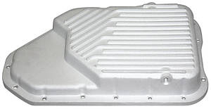 1959-77 Bonneville Transmission Pan (Cast Aluminum) 2004r Low Profile