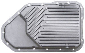1959-77 Bonneville Transmission Pan (Cast Aluminum) 2004r Deep