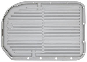 1959-77 Bonneville Transmission Pan (Cast Aluminum) 4l80e, 4l85e Low Profile