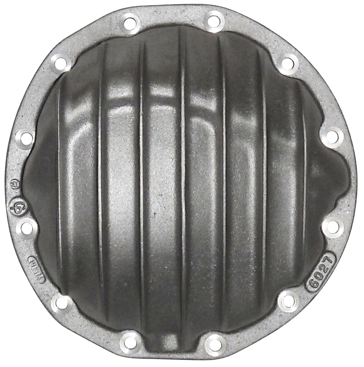 Photo of Differential Cover, Cast Aluminum 12-bolt w/fins